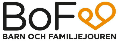 Barn och Familjejouren Logo